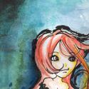 Un dessin échange pour Brathanelle X3  son personnages Mi  (copyrighht)  hmm et heu voila